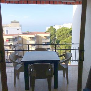 Photo for Nice studio with sea view and terrace