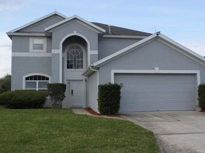 Photo for Wonderful 4 Bed 3 Bath Unit, located close to Disney in Esprit Community