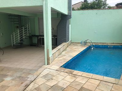 Photo for House and pool 40 reais per person !!!!