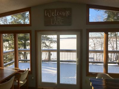Photo for UPDATED LIVING SPACE! Book today to spend summer 2019 ON THE LAKE!