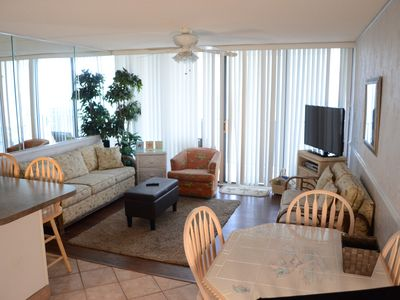 Photo for BRIGHT AND AIRY TWO BEDROOM RIGHT ON THE ATLANTIC OCEAN!