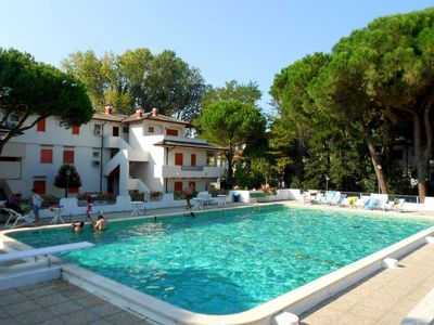 Photo for Holiday apartment Rosolina for 4 - 6 persons with 1 bedroom - Holiday apartment