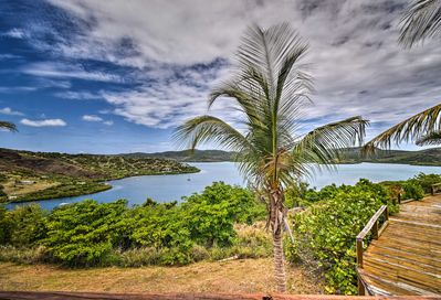 This vacation rental condo is nestled on the peaceful island of Culebra!