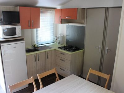 Photo for Mobile home 200m from the ski lifts Samoens - Mobilhome 4 Rooms 8 people