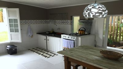 Photo for Chalet renovated 3 minutes from the sand of Barra do Sahy