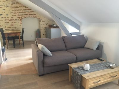 Photo for T2 comfortable and cozy area Bosquet-Beaumont