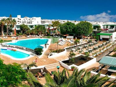 Photo for Holiday apartment Puerto del Carmen for 2 - 5 persons with 2 bedrooms - Holiday apartment