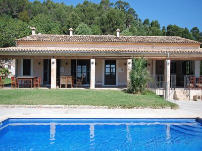 Photo for Beautiful country house with panoramic views located 15 km from the sea