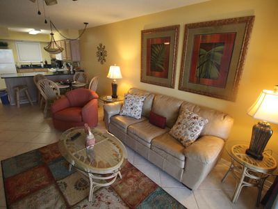 Photo for 2 Br Ground Floor Condo @ Seaside Beach And Racquet Club