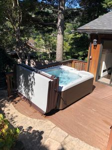 Photo for Mill Valley Vacation Retreat with Trampoline, Hot Tub and Views