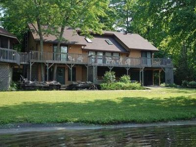 Photo for Pine Lake Retreat - North Frontenac