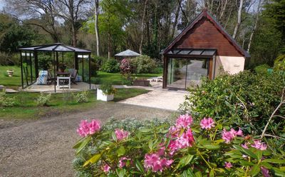 Photo for Self catering Gîte du bois d'Amour for 4 people