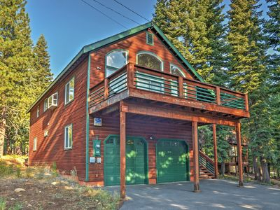 Photo for Home w/Deck & Central Location to Donner Amenities