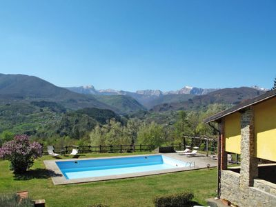 Photo for One bedroom Apartment, sleeps 4 in Sant'Anna with WiFi