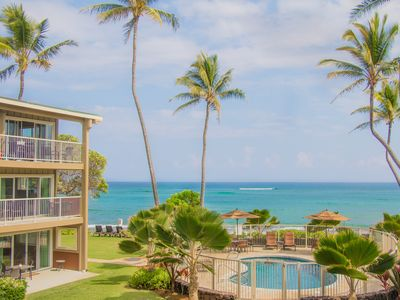 Photo for Beautiful 6 br for 12 Kapaa ocean view villa!