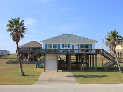 Photo for Bright, Fun, Beach House - Great Neighborhood For Your Family Vacation