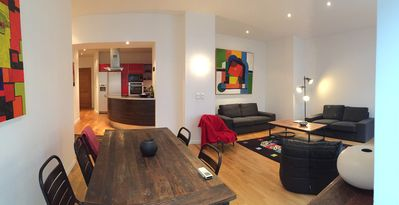 Photo for VANNES..SUPERBE APARTMENT IN CENTER TOWN + GARAGE