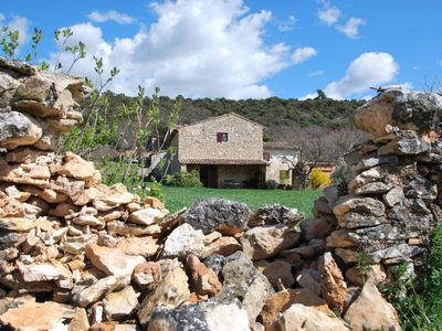Photo for Vacation home Le Puits Du Geai in Saint Saturnin d'Apt - 6 persons, 2 bedrooms
