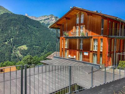 Photo for 1BR Apartment Vacation Rental in Wengen, Bern