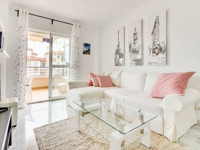 Photo for 1BR Apartment Vacation Rental in Estepona, Málaga