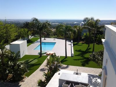 Photo for VILLA SANTA BARBARA DE NEXE ALGARVE