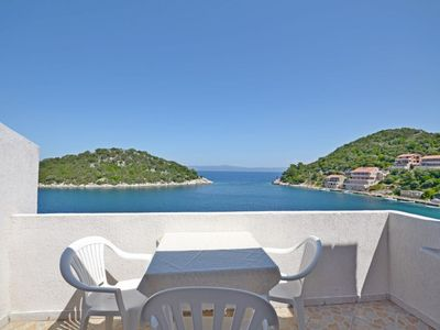 Photo for Apartments and Rooms Barbara (53781-A3) - Zaklopatica - island Lastovo