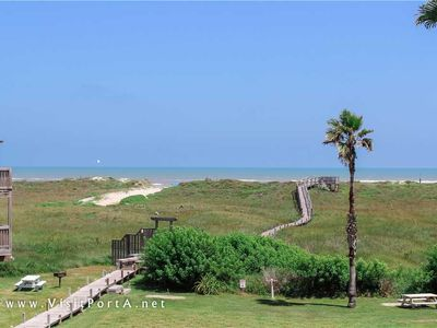 Photo for Beach Therapy -Amazing Oceanfront condo, 2BR/2BA, in town close to the beach
