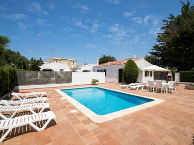 Photo for With a private pool and terrace - Villa Marineta 1