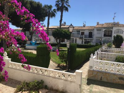 Photo for Costa Blanca - air-conditioned bungalow 3 persons