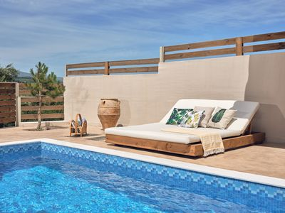 Photo for Superior Maisonette with private pool Bed and Breakfast