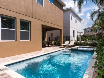 Photo for Imagine Your Family Renting This Luxury Contemporary Style Villa on Encore Resort at Reunion, Orlando Villa 1654