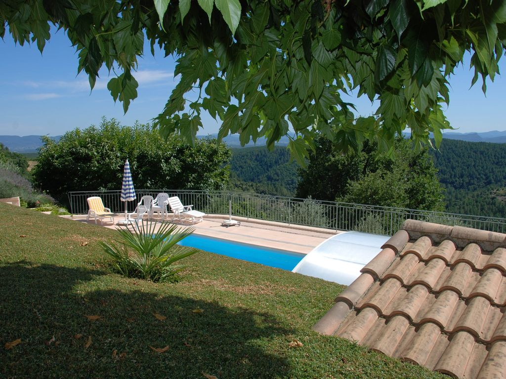 Amazing Property Image#13 Domaine Belvezet South Ardèche Planzolles + Private Pool  And Sheltered