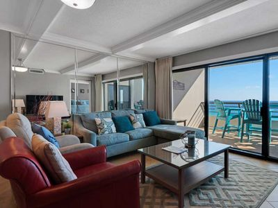 Photo for Emerald Towers #805, 2 bedroom gulf front! **