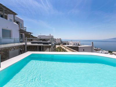 Photo for 4 Bedroom Villa with Private Pool by Stylish Stays  (Daria Villa)