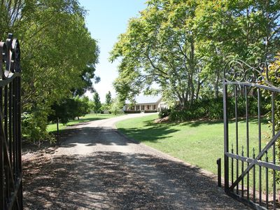 Photo for Exeter Farm Stay – peaceful, private, tasteful