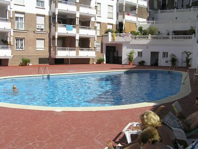 Photo for Airy and spacious 3 bedroom apartment with Communal Pool