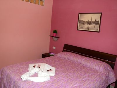 Photo for Rome, Comfortable Bed & Breakfast In City Center