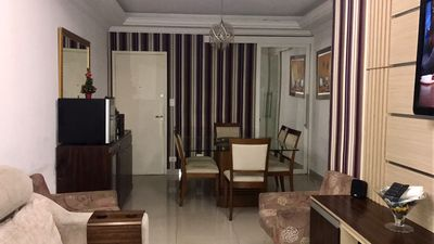Photo for Beautiful fully decorated apt with sea view.