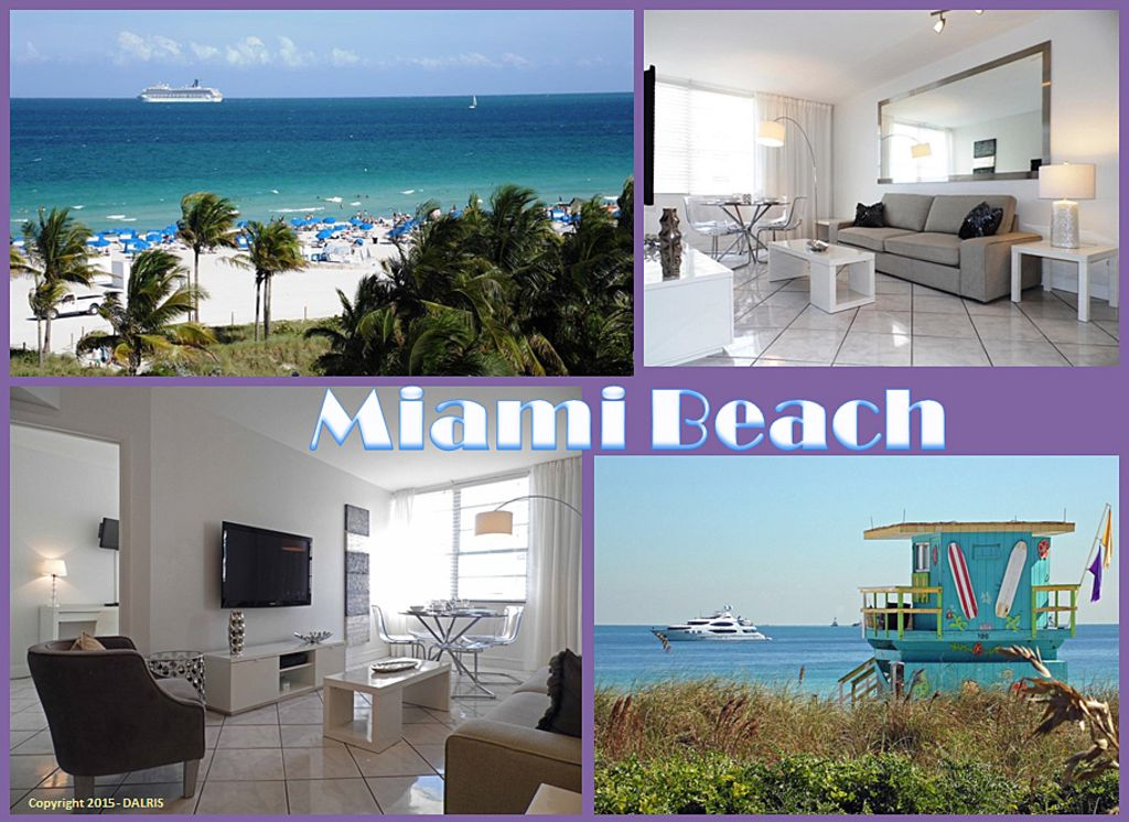 South Beach One Bedroom Condo W Parking Homeaway