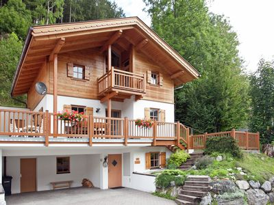 Photo for New, luxurious, detached chalet with sauna
