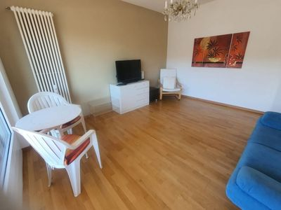 Photo for Two-room apartment close to to Moncucco Clinic and Conservatory - MONCUCCO