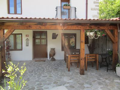 Photo for 3 bed luxury country house near nadiza river /soca vally relax in tranquility