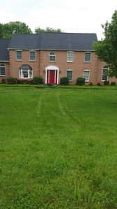 Photo for Stunning home in Bethlehem Township. You won't be dissappointed on 4 acres. NICE