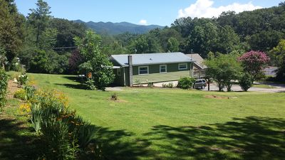 Photo for 2BR Chateau / Country House Vacation Rental in Black Mountain, North Carolina
