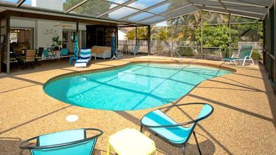 Photo for 1405 63rd W - Private home 2 Bedroom / 2 Bath with private pool, maximum occupancy of 6 people.