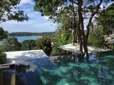 Photo for 1 bed bungalow with 2 single beds D6 in Kata beach