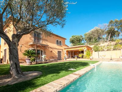 Photo for Really nice romantic property with lots of charm and a very nice pool area