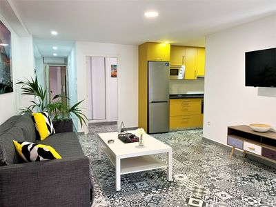 Photo for Luxury Apartment with Sun Terrace and barbecue 2