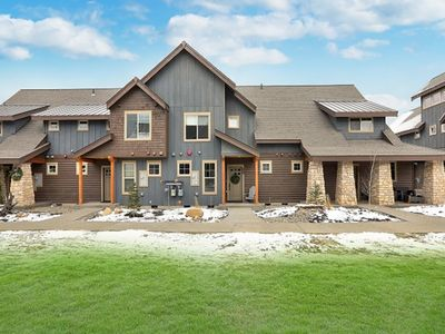 Photo for Mountain Views! New Home Across the Street From the Swim and Fitness Center.