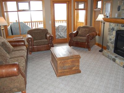 Photo for Big White Bullet Creek Cabin 2 Bedroom with Private Hot Tub